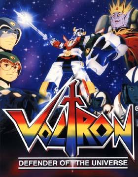 You nostalgia, you lose Voltron