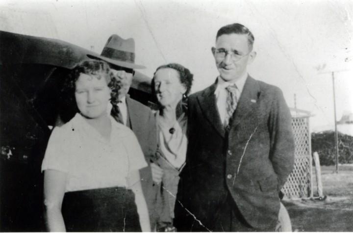Meekatharra Hobby Joe Annie Ron Ivy about 1935